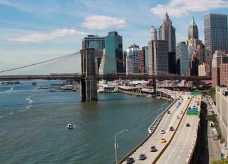 Manhattan - manhattan Bridge