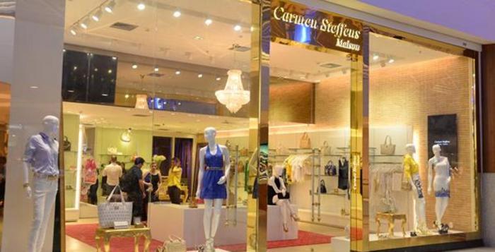 Carmen Steffens Inaugura Maison No Salvador Shopping