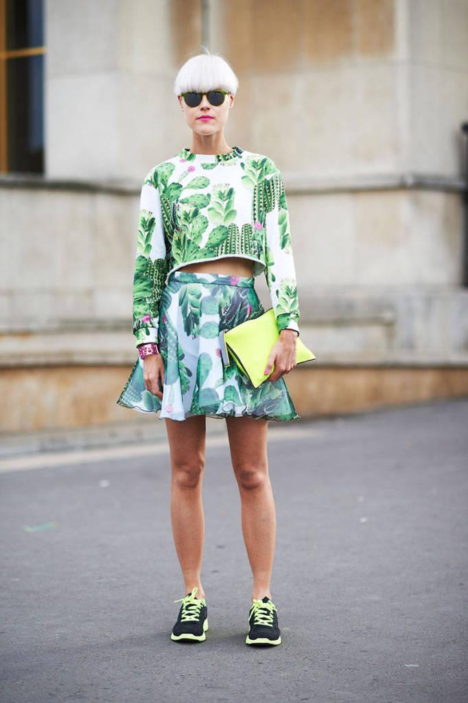 Lady Like Moda Combina Vintagem Com Estilo Uran Rodrigues