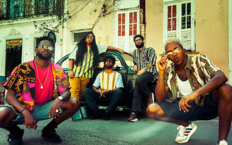 Afrocidade e Neo Muyanga encerram o TOCA! Verão