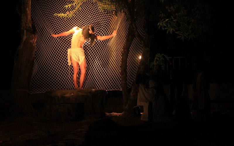 Cristo na Rua: A Semana da Paz em Itaparica apresenta a 3ª edição do espetáculo