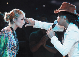 claudia leitte - carlinhos brown