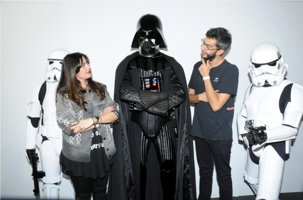 Karen Fuke  - Igor de Barros -  Darth Vader - Stormtroopers