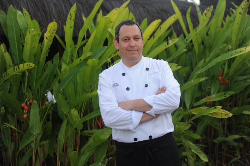 O paulistano Rogério de Siqueira, do Tivoli Ecoresort, cuidará dos sabores do restaurante Sombra do Coqueiral.