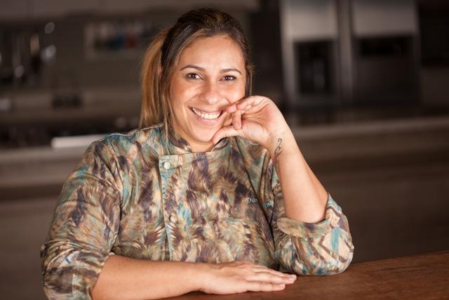 chef Dani Padalino-Tempero no Forte