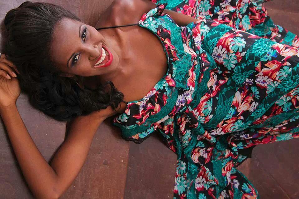 Priscila Santiago - Miss Bahia 2013