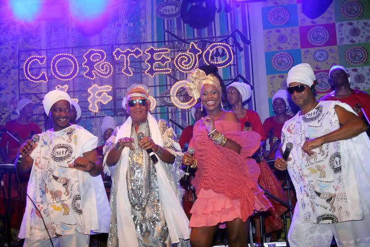 Cortejo Afro