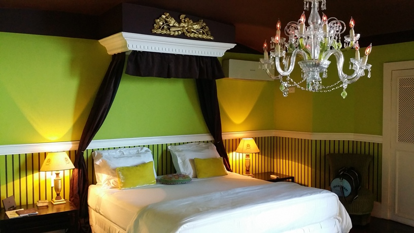 Green room - La Suite