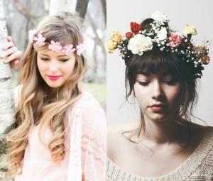 tiara com flores 6