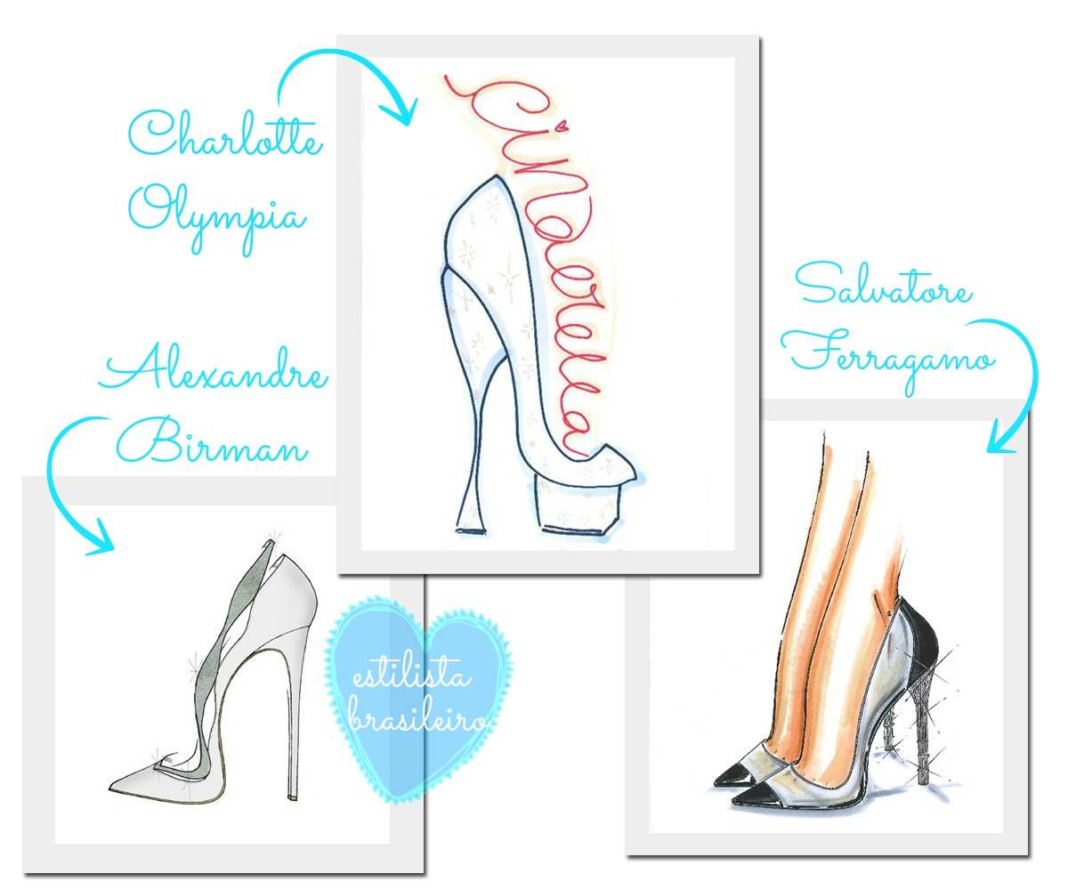 Releituras sapato cinderela 3