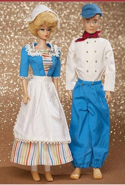 Barbie e Kim Holandeses