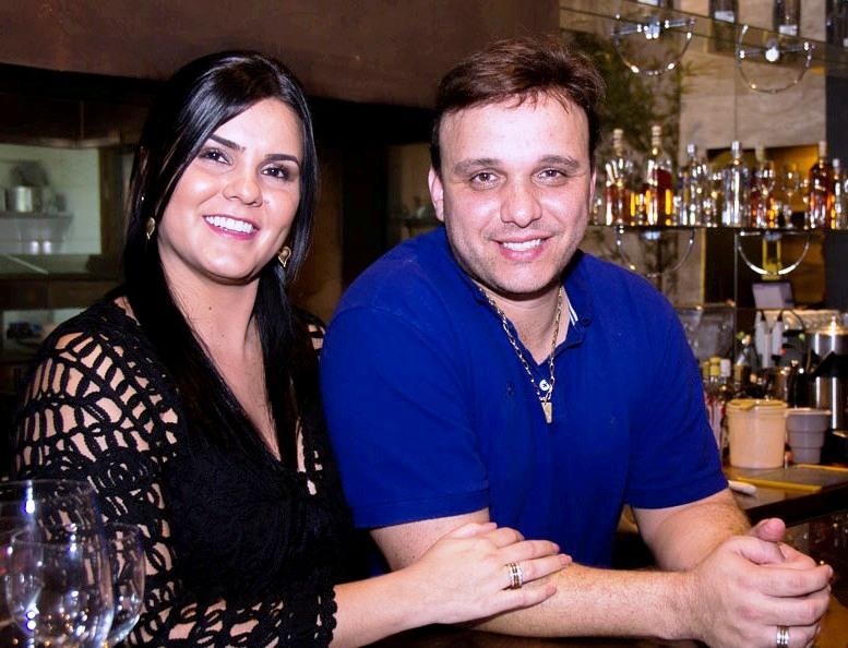 Giselle e Flavio Barbosa / Empresários da Torre de Pizza