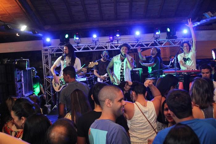 1ª edição da festa De Tardinha foto Uran Rodrigues