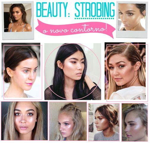 Beauty strobing