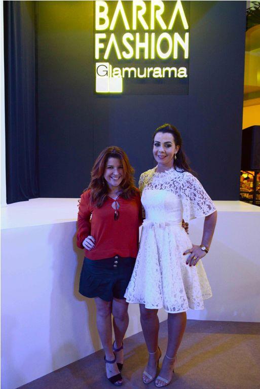 Ju Ferraz e Livia Lopes