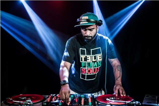 DJ Mauro Telefunksoul por Victor Carvalho