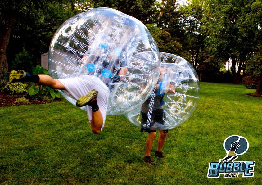 Bubble Crazy, mais uma novidade no Salvador Boa Praça