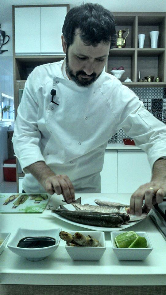 Chef Caco Marinho