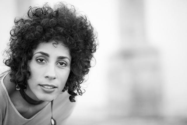 Marcia Castro por Daryan Dornelles