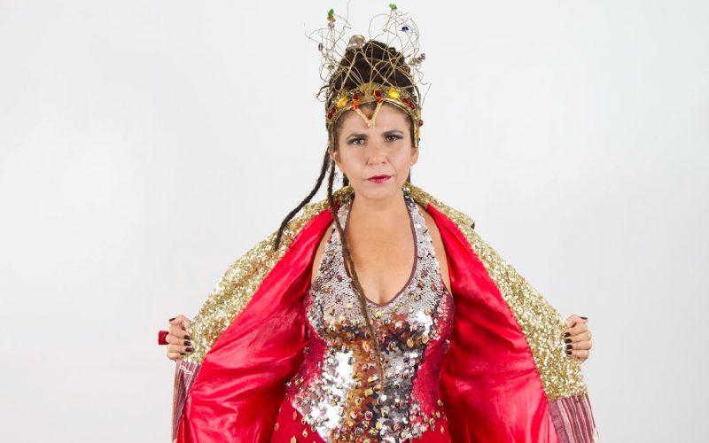 Rita Benneditto canta na décima terceira edição do IC Encontro de Artes