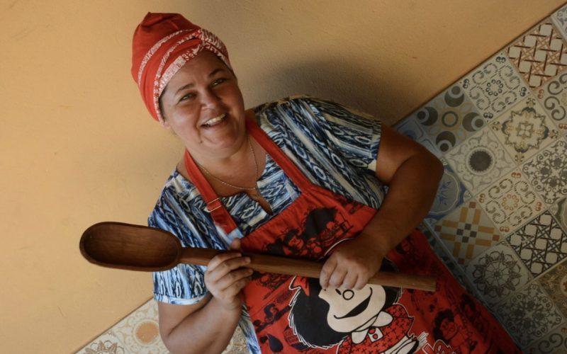 Delivery de Comida do recôncavo assinada pela chef Stella Maris