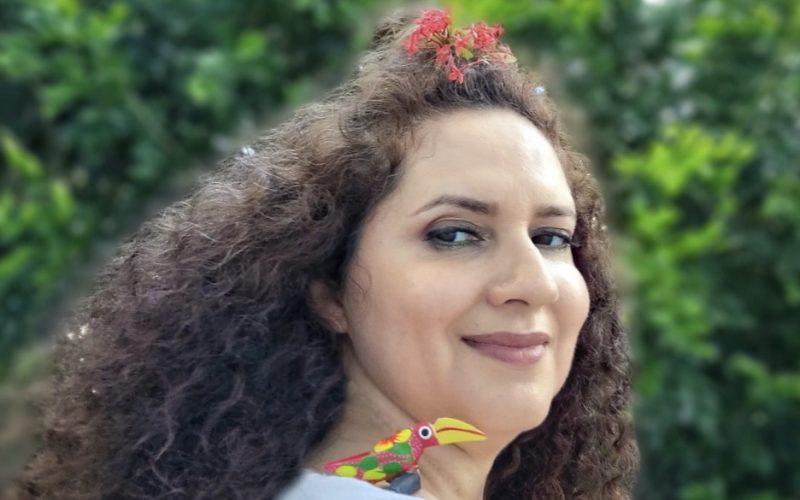 Claudia Cunha no final de semana do Teatro Gamboa