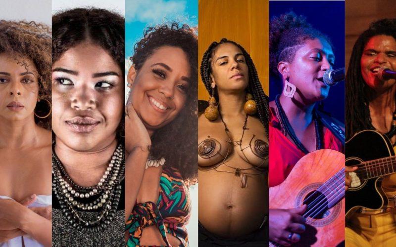 Artistas negras e afro-ameríndias estrelam Mostra Frequências Preciosas de 21 a 23 de maio