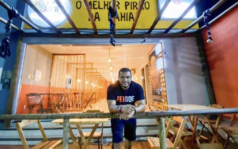 Abriu mais um Rei do Pirão na Bahia