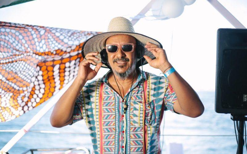Roger N'Roll discoteca no sábado do Pereira na Barra